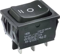 Marquardt Interrupteur à bascule 1839.1507 250 V/AC 6 A