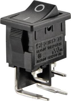 SCI Interrupteur à bascule R13-73A-10 250 V/AC 6 A