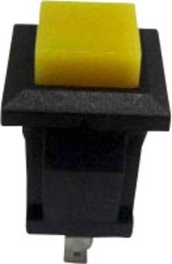 Bouton-poussoir à rappel TRU COMPONENTS TC-R13-57A-05YL 1587716 250 V/AC 0.5 A 1 x Off/(On) à rappel 1 pc(s)