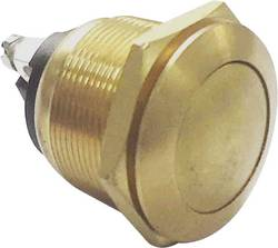 Bouton-poussoir anti vandalisme TRU COMPONENTS PBS-28B 701413 250 V/AC 2 A 1 x Off/(On) à rappel 1 pc(s)