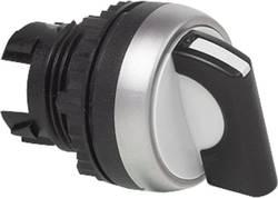 Bouton sélecteur collerette plastique, chromé BACO BA223909 noir 1 x 45 ° 1 pc(s)