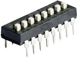Interrupteur DIP TE Connectivity 1825057-3 Nombre total de pôles 4 standard 1 pc(s)