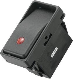 TRU COMPONENTS Interrupteur à bascule TC-R13-294A2-01-BBRN 250 V/AC
