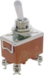 Interrupteur à levier 2 x Off/On Panasonic T215KSULCSAFJ 250 V/AC 15 A à accrochage 1 pc(s)
