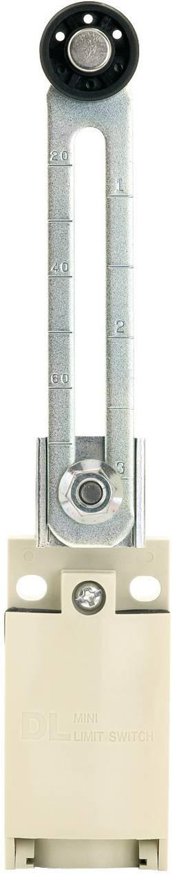 Interrupteur de fin de course 220 V/DC, 380 V/AC 6 A levier à galet