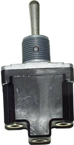 Interrupteur à levier 1 x Off/(On) Honeywell 1NT1-6 250 V/AC 10 A à accrochage 1 pc(s)