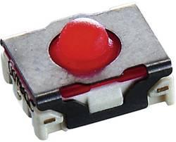 Bouton-poussoir à rappel RAFI MICON 5 1.14.002.101/0000 42 V/DC 0.1 A 1 x Off/(On) à rappel 1 pc(s)