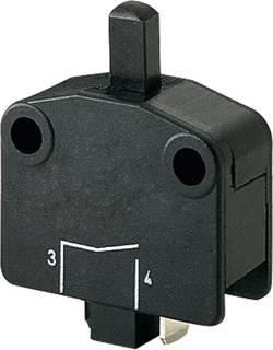 Bouton-poussoir à rappel Marquardt 1115.0101 380 V/AC 16 A 1 x On/(On) IP40 à rappel 1 pc(s)