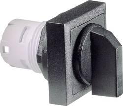 Bouton sélecteur empilable RAFI 1.30073.690 noir 2 x 40 ° 1 pc(s)