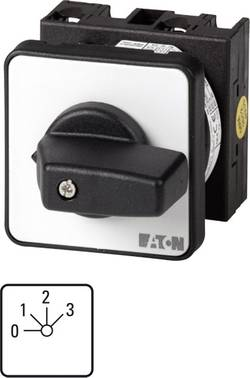 Commutateur à cames Eaton 50716 20 A 3 x 40 ° gris, noir 1 pc(s)