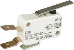 Cherry Switches Microrupteur D3B6-V3LD 250 V/AC 8 A