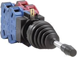Interrupteur joystick Idec HW1M2222-F22N9 240 V/AC levier métallique droit borne à enficher 1 pc(s)