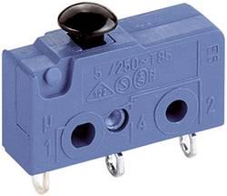 Marquardt Microrupteur 1050.0202 250 V/AC 5 A 1 x