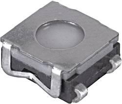 Bouton-poussoir à rappel Namae Electronics JTP-1260JEM 12 V/DC 0.05 A 1 x Off/(On) à rappel 1 pc(s)