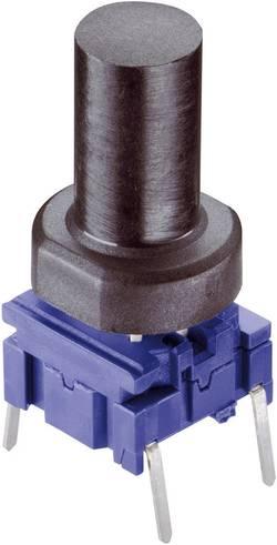 Capuchon de bouton-poussoir MEC 1S09-22.5 noir 1 pc(s)