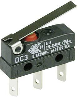 Cherry Switches Microrupteur DC3C-L1LC 250 V/AC 0.1 A
