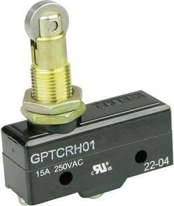 Cherry Switches Microrupteur GPTCRH01 250 V/AC 15 A 1 x On/(On) à rappel 1 pc(s)