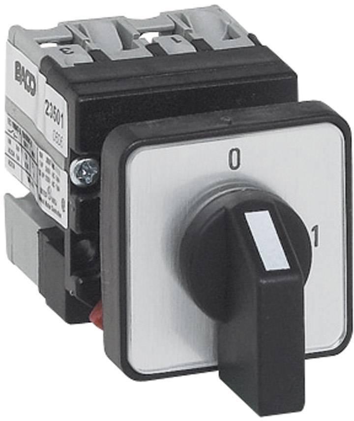 Bouton s/électeur noir 2 x 40 /° Eaton M22-WR3 1 pc s