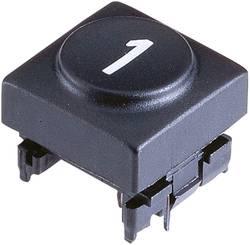 Capuchon de bouton-poussoir Marquardt 826.003.011 anthracite 1 pc(s)