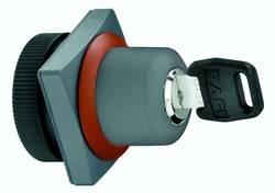 Commutateur à clé gris 2 x 90 ° RAFI RAFIX 22 FS 1.30.255.452/0000 2 pc(s)