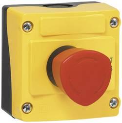 Arrêt d'urgence en boîtier BACO 224221 240 V/AC 2.5 A 1 NF (R) IP66 1 pc(s)