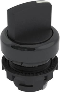 Bouton sélecteur noir 1 x 90 ° Pi