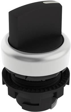 Bouton sélecteur noir 1 x 45 ° Pi