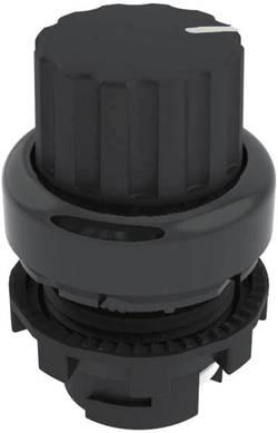 Bouton sélecteur noir 2 x 45 ° Pi
