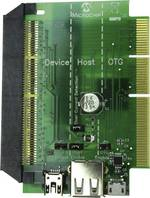 Carte d'extension Microchip Technology AC164131 1 pc(s)