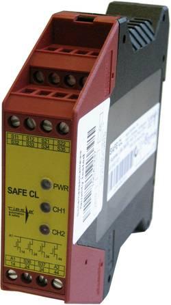 Relais de sécurité Riese SAFE CL 24 V/DC, 24 V/AC 3 NO (T), 1 NF (R) 1 pc(s)