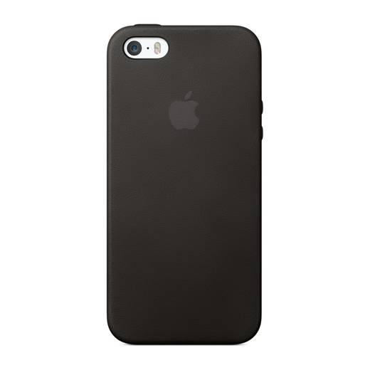Coque Arriere Apple Case Adapte Pour IPhone 5 5S SE Noir