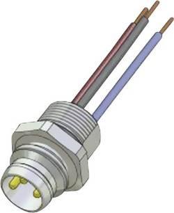 Embase mâle M8 pour capteurs/actionneurs Conec SAL-8-FS3-0,2 42-01032 Pôle: 3 Conditionnement: 1 pc(s)