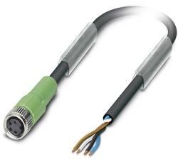 Câble pour capteurs/actionneurs Phoenix Contact SAC-4P-15,0-PUR/M 8FS 1578780 Conditionnement: 1 pc(s)