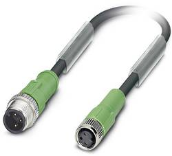 Câble pour capteurs/actionneurs Phoenix Contact SAC-3P-M12MS/1,5-PUR/M 8FS 1668810 Conditionnement: 1 pc(s)