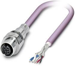 Connecteur femelle encastrable pour système de bus Conditionnement: 1 pc(s) Phoenix Contact SACCEC-M12FS-5CON-M16/ 5,0-9