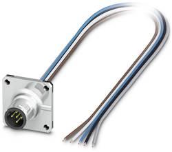 Connecteur mâle encastrable pour capteurs/actionneurs Phoenix Contact SACC-SQ-M12MSB-5CON-20/0,5 1441668 1 pc(s)