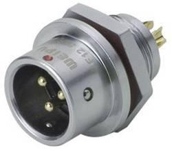 circulaire mâle, droit Ø 12 3 pôles 250 V/AC 13 A IP67 Push-Pull Weipu SF1212/P3