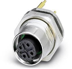 Connecteur femelle encastrable pour système de bus Conditionnement: 20 pc(s) Phoenix Contact SACC-DSI-FSD-4CON-L180/12SC