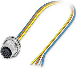 Connecteur femelle encastrable pour système de bus Conditionnement: 1 pc(s) Phoenix Contact SACC-DSI-FSD-4CON-PG9/0,5 SC