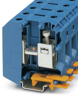 Connecteur de puissance Phoenix Contact UKH 50 BU 3009105 bleu 10 pc(s)