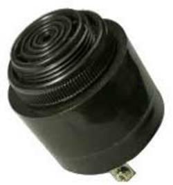 Générateur de signal piézo Bruit généré: 91 dB Tension: 220 V son intermittent 716987 1 pc(s)