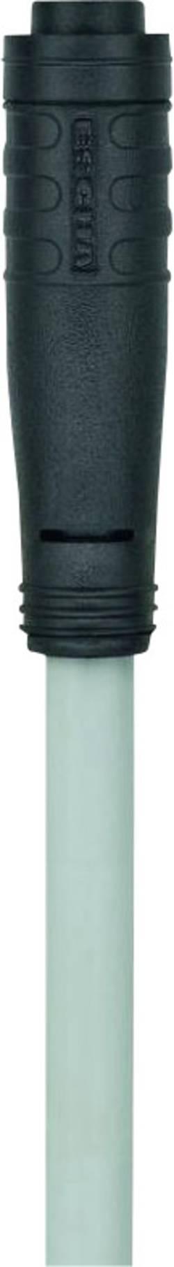 """Câble Snap M8 pour capteurs/actionneurs """"Automation Line"""" Escha AL-KP4-2/P00 8052690 Pôle: 4 Conditionnement: 1 pc(s)"""