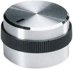 Tête de bouton rotatif OKW A1422469 aluminium (Ø x h) 22.2 mm x 15.5 mm 1 pc(s)