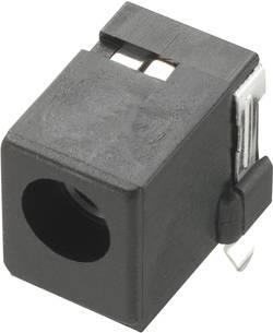 Fiche d'alimentation DC embase femelle horizontale Conrad Components 718204 Ø intérieur: 2.5 mm 1 pc(s)