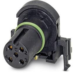 Connecteur mâle encastrable pour capteurs/actionneurs Conditionnement: 20 pc(s) Phoenix Contact SACC-CI-M12FS-5CON-L90 S