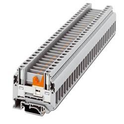 Bloc de jonction de sectionnement Phoenix Contact URTK-BEN 0309112 gris 50 pc(s)