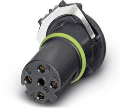 Connecteur femelle encastrable pour système de bus Conditionnement: 60 pc(s) Phoenix Contact SACC-CI-M12FSD-4CON-L180-TH