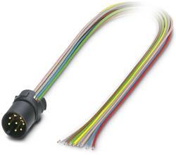 Porte-contacts Conditionnement: 1 pc(s) Phoenix Contact SACC-MCI-M12MS-8CON/0,5 1457827