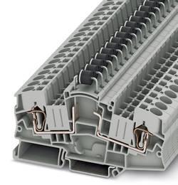 Composant du Bloc de jonction Phoenix Contact STME 6-DIO/R-L HV 3035692 gris 50 pc(s)