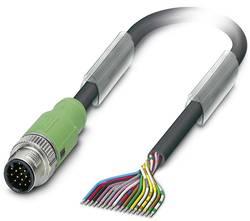 Câble pour capteurs/actionneurs Phoenix Contact SAC-17P-MS/ 3,0-PVC SCO 1555279 Conditionnement: 1 pc(s)